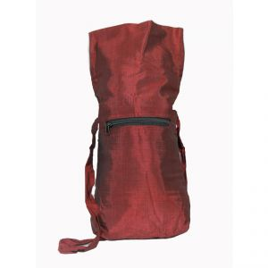 Silk Bucket Bag HANDMADE
