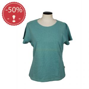 OUHV07TS972 T-shirt a manica corta Donna HEMP VALLEY ® (*)