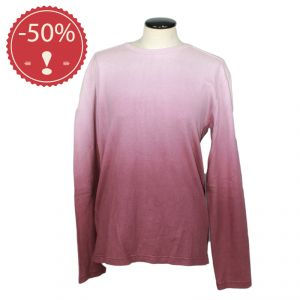 HV03TS993 T-shirt sfumata a manica lunga Uomo HEMP VALLEY ® (*)