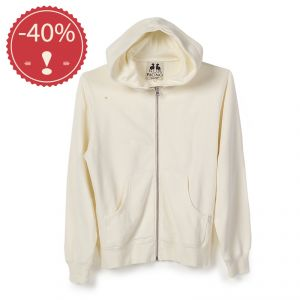 OUPJP002 Zipped Hoodie Woman OUTLET PACINO ® (*)