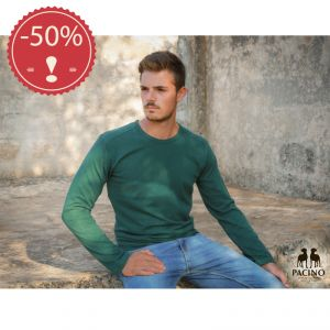 OUPTS990 T-shirt a manica lunga Uomo PACINO ® OUTLET (*)