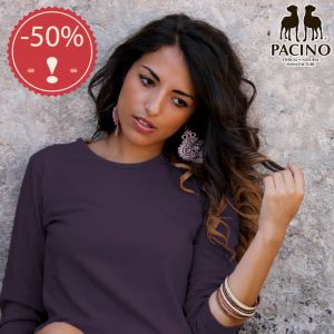 OUPTS004 Long sleeve T-shirt Woman OUTLET PACINO ® (*)