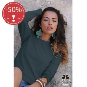 OUPTS004 T-shirt a manica lunga Donna OUTLET PACINO ® (*)