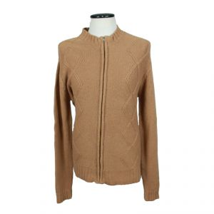 HV07SW162 Cardigan con zip Uomo HEMP VALLEY ®