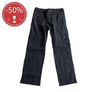 OUHV07PT7224 Trousers Woman OUTLET HEMP VALLEY ® (*)