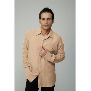 M803035 Camicia a manica lunga Stone washed Uomo MADNESS ®