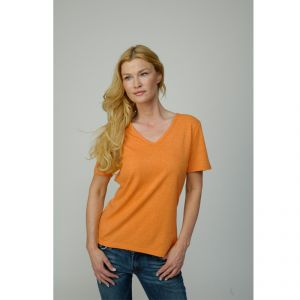 M539111 T-shirt a manica corta collo a V Donna MADNESS ®