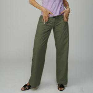 M306005 Pantalone con tasconi Donna MADNESS