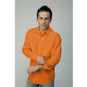 M103095 Long sleeves Shirt with 2 front pockets Man OUTLET MADNESS ®