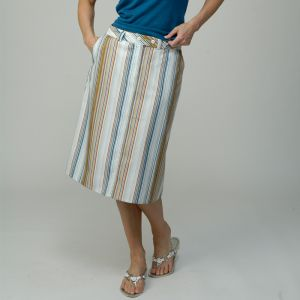 M301000P Striped Skirt Woman MADNESS ®