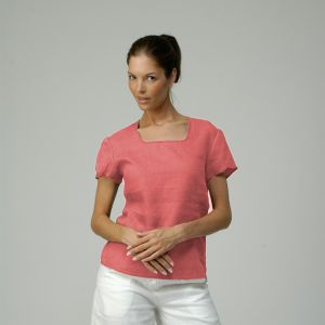 M803245 Linen Top Woman MADNESS ®