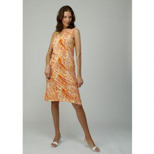 M305375 Vestito con motivo floreale Donna MADNESS ®