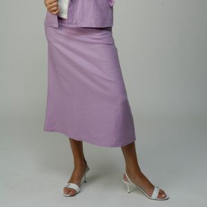 M801025 Linen Skirt Woman MADNESS ®