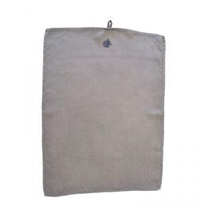 Canovaccio 100% canapa colore grigio (tinto in capo) AMBLEKODI ®