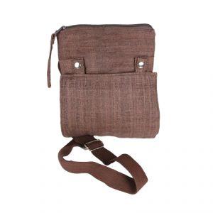 Hemp Small Shoulder Bag  HANDMADE