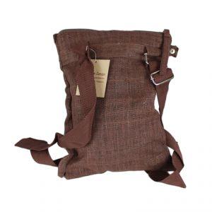 Hemp Shoulder Bag  HANDMADE