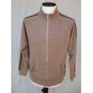 HV07JP115 Zipped Sweatshirt Man HEMP VALLEY ®