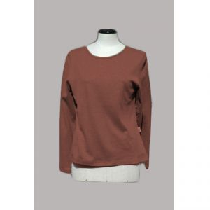 HV07TS004B Long sleeve T-shirt Woman HEMP VALLEY ®