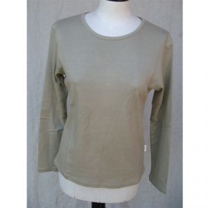 HV07TS004SY Long sleeve T-shirt Woman HEMP VALLEY ®
