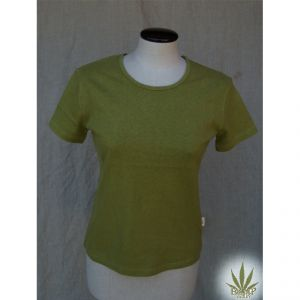 HV07TS972 T-shirt a manica corta Donna HEMP VALLEY ®