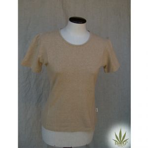 HV07TS972 Short sleeve T-shirt Woman HEMP VALLEY ®