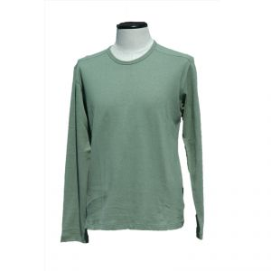 HV07TS990B Long sleeveT-shirt Man HEMP VALLEY ®