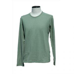 HV07TS990B T-shirt a manica lunga Uomo HEMP VALLEY ®