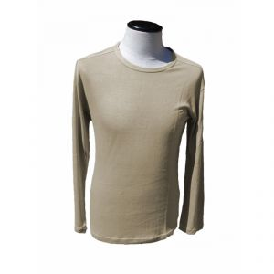 HV07TS990B Long sleeveT-shirt Man HEMP VALLEY ®