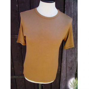 HV06TS912 T-shirt a manica corta Uomo HEMP VALLEY ® (*)