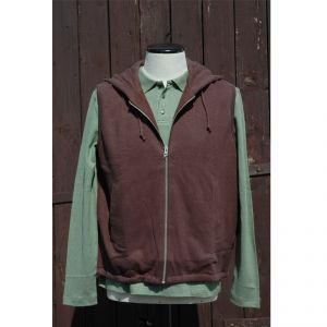 HV06VT2062 Sleveless Sweatsuit Man HEMP VALLEY ®