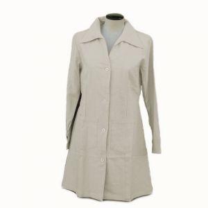HV06JK419 Dust Coat Woman HEMP VALLEY ®