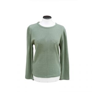 HV06TS085 T-shirt a manica lunga Donna HEMP VALLEY ®