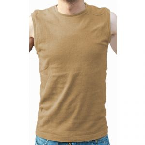 HV04TS221 Sleeveless T-shirt Man HEMP VALLEY ®