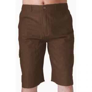 HV04PT744 Side pocket Bermuda Shorts Man HEMP VALLEY ®