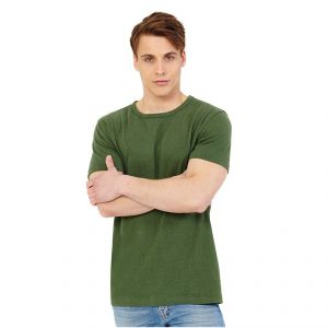 THL21101 MEN SHORT SLEEVES T-SHIRT THE HEMP LINE ®