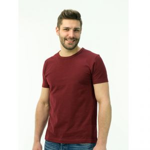 THL21102 MEN SHORT SLEEVES LIGHT T-SHIRT THE HEMP LINE ®
