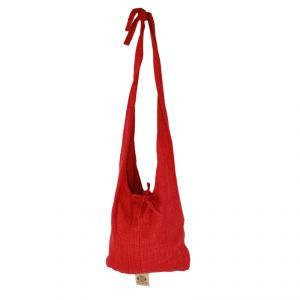 Small Shoulder Bag Cotton HANDMADE