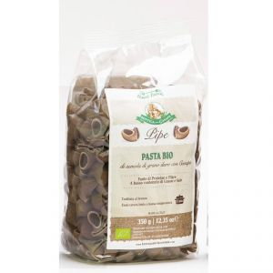 Pipe - Durum Weath Semolina and Hemp Organic Pasta 350g