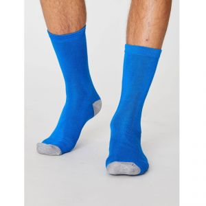 "T-17SPM250 ""Solid Jack Plain"" Socks Man THOUGHT by BRAINTREE ®"