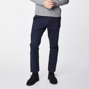 """T-18MWT3948 """"Franklyn"""" Organic Cotton Chino Trouser Man THOUGHT ®"""