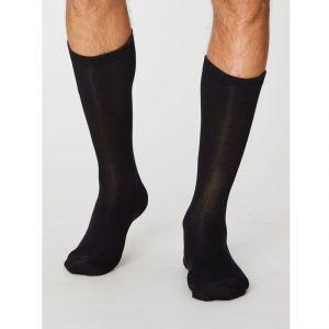 "T-18SPM252 ""Jimmy Plain"" Socks Man THOUGHT ®"
