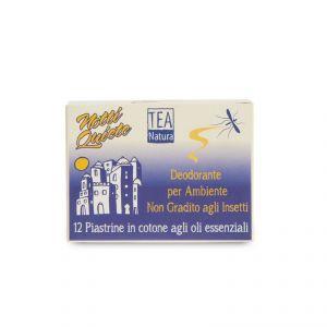 Piastrine Deodoranti per Ambiente Notti Quiete TEA