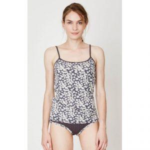 "T-18WAC3066  ""Joella"" Bamboo Singlet Vest Woman THOUGHT ®"