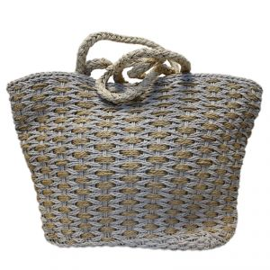 Sea Straw Handbag HANDMADE