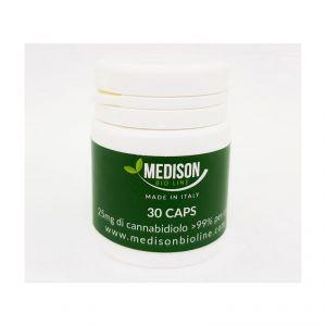 CAPS CBD 99% - 30 capsule