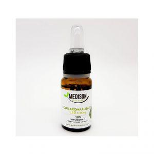 Olio Aromatizzato CBD ( 10% ) 10 ml