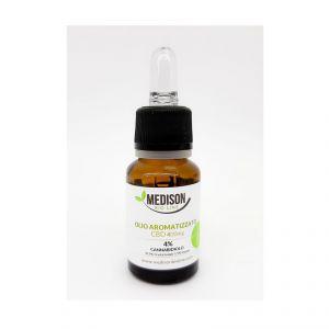 Olio Aromatizzato CBD ( 4% ) 10 ml