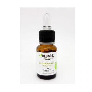 Olio Aromatizzato CBD ( 4% ) 15 ml