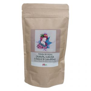 Dreams Infusion Indaku - Hemp, Lemon Balm and Raspberry 40g - HEMPATICA