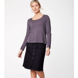 """T-19WWT3758 Maglione """"Orphie"""" Donna THOUGHT ®"""